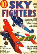 Sky Fighters (1932-1950 Standard) Pulp Vol. 19 #3