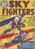 Sky Fighters (1932-1950 Standard) Pulp Vol. 20 #1