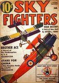Sky Fighters (1932-1950 Standard) Pulp Vol. 20 #2