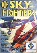 Sky Fighters (1932-1950 Standard) Pulp Vol. 20 #3