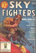 Sky Fighters (1932-1950 Standard) Pulp Vol. 21 #1