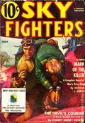 Sky Fighters (1932-1950 Standard) Pulp Vol. 21 #2