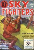 Sky Fighters (1932-1950 Standard) Pulp Vol. 21 #3