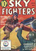 Sky Fighters (1932-1950 Standard) Pulp Vol. 22 #1