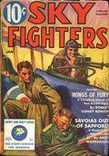 Sky Fighters (1932-1950 Standard) Pulp Vol. 22 #2