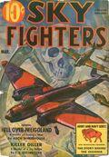 Sky Fighters (1932-1950 Standard) Pulp Vol. 22 #3