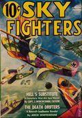 Sky Fighters (1932-1950 Standard) Pulp Vol. 23 #1