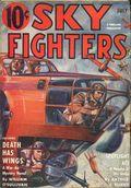 Sky Fighters (1932-1950 Standard) Pulp Vol. 23 #2