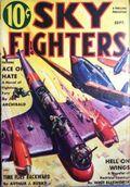 Sky Fighters (1932-1950 Standard) Pulp Vol. 23 #3