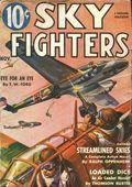 Sky Fighters (1932-1950 Standard) Pulp Vol. 24 #1