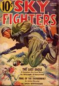 Sky Fighters (1932-1950 Standard) Pulp Vol. 24 #2