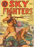 Sky Fighters (1932-1950 Standard) Pulp Vol. 25 #1