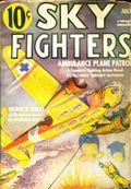 Sky Fighters (1932-1950 Standard) Pulp Vol. 25 #2
