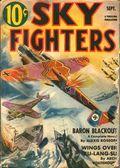 Sky Fighters (1932-1950 Standard) Pulp Vol. 25 #3