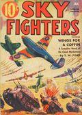 Sky Fighters (1932-1950 Standard) Pulp Vol. 26 #2