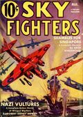 Sky Fighters (1932-1950 Standard) Pulp Vol. 26 #3