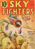 Sky Fighters (1932-1950 Standard) Pulp Vol. 27 #2