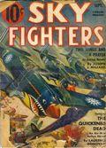 Sky Fighters (1932-1950 Standard) Pulp Vol. 27 #3