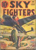 Sky Fighters (1932-1950 Standard) Pulp Vol. 28 #2