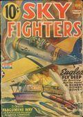 Sky Fighters (1932-1950 Standard) Pulp Vol. 28 #3
