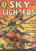 Sky Fighters (1932-1950 Standard) Pulp Vol. 29 #1