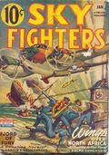 Sky Fighters (1932-1950 Standard) Pulp Vol. 30 #2