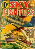 Sky Fighters (1932-1950 Standard) Pulp Vol. 30 #3