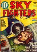 Sky Fighters (1932-1950 Standard) Pulp Vol. 31 #1