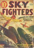 Sky Fighters (1932-1950 Standard) Pulp Vol. 31 #2