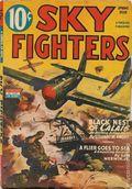 Sky Fighters (1932-1950 Standard) Pulp Vol. 32 #1