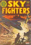 Sky Fighters (1932-1950 Standard) Pulp Vol. 32 #2