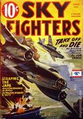 Sky Fighters (1932-1950 Standard) Pulp Vol. 33 #1