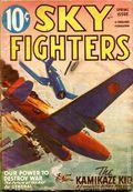 Sky Fighters (1932-1950 Standard) Pulp Vol. 33 #2