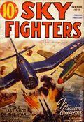 Sky Fighters (1932-1950 Standard) Pulp Vol. 33 #3