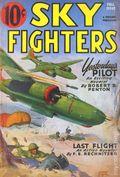 Sky Fighters (1932-1950 Standard) Pulp Vol. 34 #1