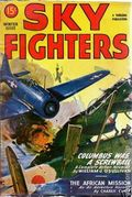 Sky Fighters (1932-1950 Standard) Pulp Vol. 34 #2