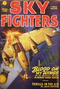 Sky Fighters (1932-1950 Standard) Pulp Vol. 34 #3