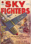 Sky Fighters (1932-1950 Standard) Pulp Vol. 35 #1