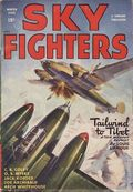 Sky Fighters (1932-1950 Standard) Pulp Vol. 35 #3