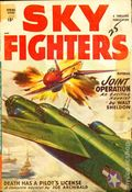 Sky Fighters (1932-1950 Standard) Pulp Vol. 36 #1