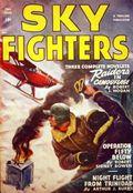Sky Fighters (1932-1950 Standard) Pulp Vol. 36 #3