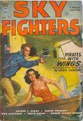 Sky Fighters (1932-1950 Standard) Pulp Vol. 37 #1