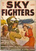 Sky Fighters (1932-1950 Standard) Pulp Vol. 37 #2