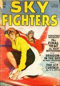 Sky Fighters (1932-1950 Standard) Pulp Vol. 37 #3