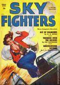 Sky Fighters (1932-1950 Standard) Pulp Vol. 38 #1