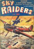 Sky Raiders (1942-1944 Columbia Publications) Pulp Vol. 1 #3