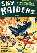Sky Raiders (1942-1944 Columbia Publications) Pulp Vol. 2 #3