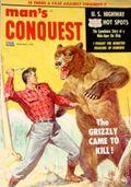 Man's Conquest (1955-1972 Hanro Corp.) Vol. 1 #5