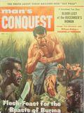 Man's Conquest (1955-1972 Hanro Corp.) Vol. 3 #1