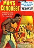 Man's Conquest (1955-1972 Hanro Corp.) Vol. 4 #9